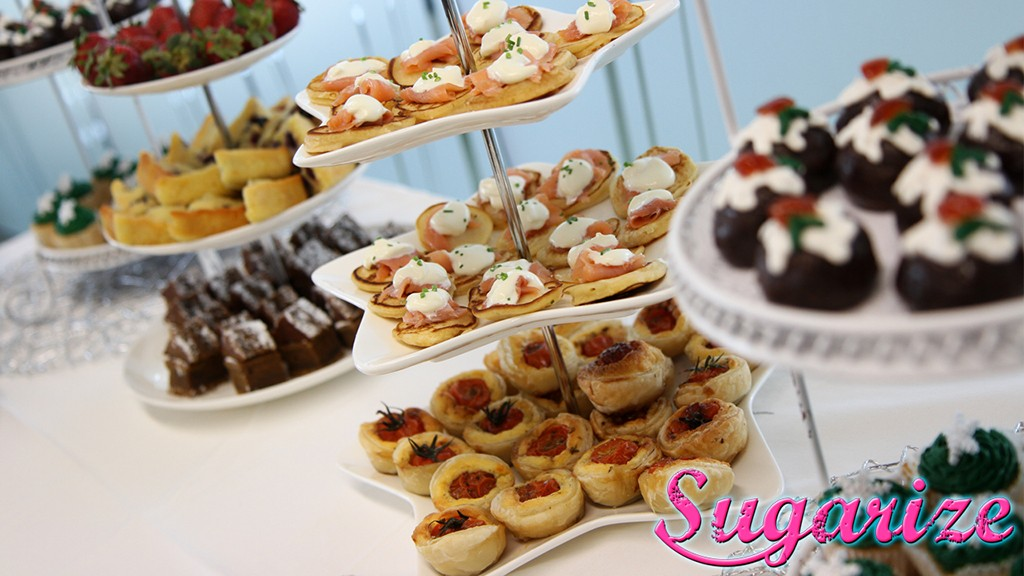 Sugarize mobile high tea services Gold Coast and Brisbane